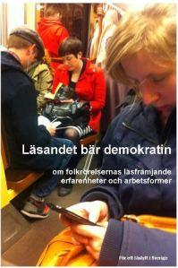 Skärmklipp Läsandet bär demokratin